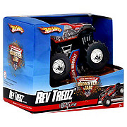 Hot Wheels Monster Jam Rev Tredz Vehicle Assortment