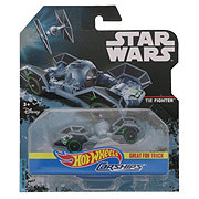 Hot Wheels Star Wars Carships Assorted Vehicles, Colors & Designs May Vary