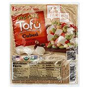 House Foods Organic Cubed Tofu