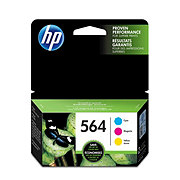 HP 564 Ink Cartridges Combo Color Pack