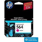 HP 564 Magenta Ink Printer Cartridge