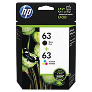 HP 63/63 Combo Ink Cartridge