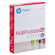 HP 8.5x11 in- 20 lb 96 Brightness Multi-purpose Paper