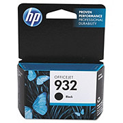 HP 932 Officejet Black Ink Cartridge
