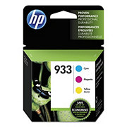 HP 933 Combo Ink Color Cartridge