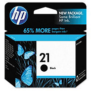 HP Black 21 Ink Cartridge