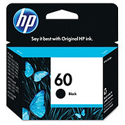 HP Black 60 Ink Cartridge