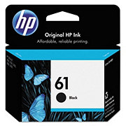 HP Black 61 Ink Cartridge