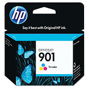 HP Tri-color 901 Ink Cartridge