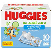 Huggies Baby Wipes One & Done 11X Refill Case