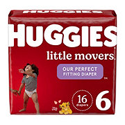 Huggies Little Movers Diapers 18 ct