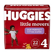 Huggies Little Movers Diapers 24 ct