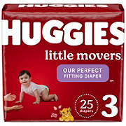 Huggies Little Movers Diapers 28 ct