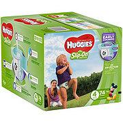Huggies Little Movers Slip-On Diaper Pants 74 ct