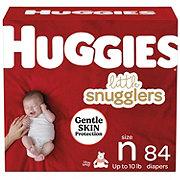 Huggies Little Snuggler Diapers, 88 ct