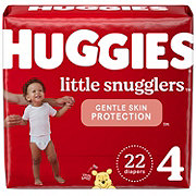 Huggies Little Snugglers Diapers 23 ct