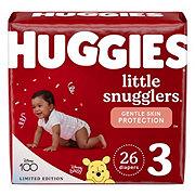 Huggies Little Snugglers Diapers 27 ct