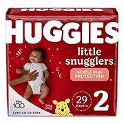 Huggies Little Snugglers Diapers 29 ct