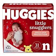 Huggies Little Snugglers Diapers 32 ct