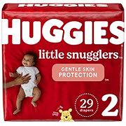 Huggies Little Snugglers Diapers 32 ct