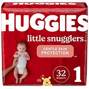 Huggies Little Snugglers Diapers 35 ct