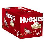 Huggies Little Snugglers Diapers 88 ct