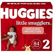 Huggies Little Snugglers Diapers 92 ct