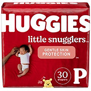 Huggies Little Snugglers Disney Winnie The Pooh Diapers, 30 Count