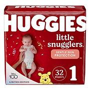 Huggies Little Snugglers Jumbo Pack Diapers, 35 ct