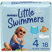 Huggies Little Swimmers Disposable Swim Diapers 18 ct