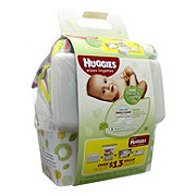 Huggies Natural Care Wipes Fragrance Free Gift Box 272 wipes