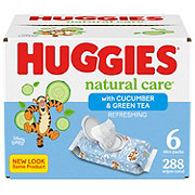 Huggies One & Done Wipes Rigid Flip Top