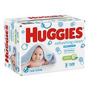 Huggies One & Done Refreshing Baby Wipes Refills