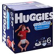 Huggies OverNites Diapers, 54 ct