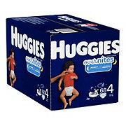 Huggies OverNites Diapers 68 ct