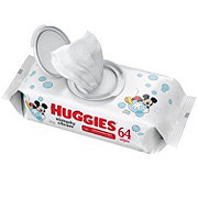 Huggies Simply Clean Fragrance Free Wipes Soft Pack