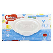 Huggies Simply Clean Fresh Scented Wipes
