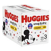 Huggies Snug & Dry Diapers 132 ct