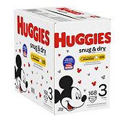 Huggies Snug & Dry Diapers 180 ct