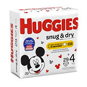 Huggies Snug & Dry Diapers 29 ct