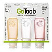 Humangear GoToob Medium Travel Bottles