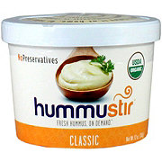 Hummustir Classic Hummus