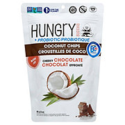 Hungry Buddha Chocolate Coconut Chips with Probiotics