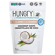 Hungry Buddha Classic Coconut Chips with Probiotics