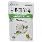 Hungry Buddha Wild Wasabi Coconut Chips