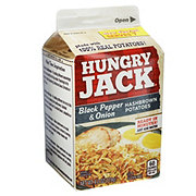 Hungry Jack Black Pepper & Onion Hash Brown Potatoes