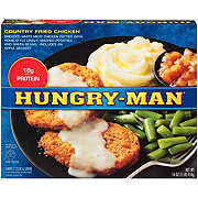 Hungry Man Country Fried Chicken