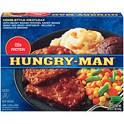 Hungry Man Home-Style Meatloaf