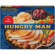 Hungry Man Roasted Carved White Meat Turkey