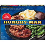 Hungry Man Salisbury Steak